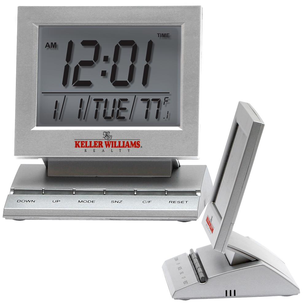 STYLE TCS3447 QUANTITY PRICE BLANK Description COMPUTER MONITOR ALARM CLOCK